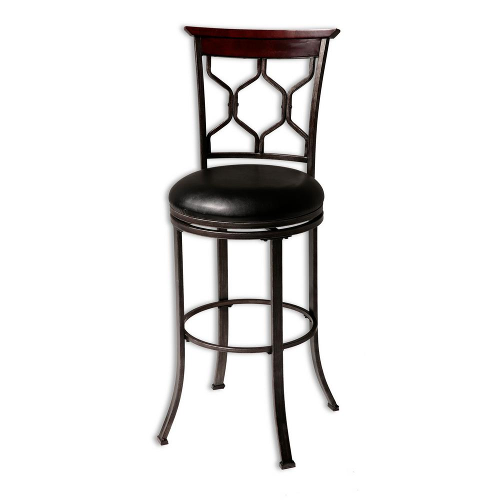 Fashion Bed Group 26 In Tallahassee Metal Counter Stool