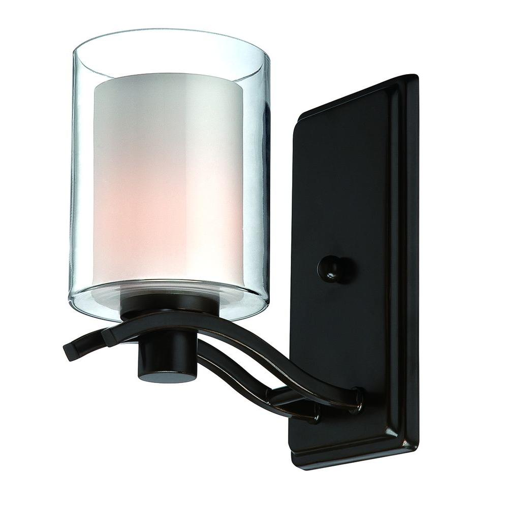 Whittier 1 Light Oil Rubbed Bronze Sconce