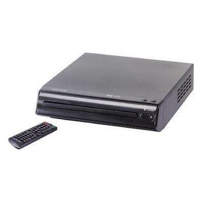 Compact DVD Player with Remote Control