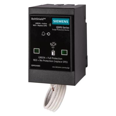 Boltshield QSPD 2-Pole 120-Volt/240-Volt 65kA Plug-In Surge Protection Device