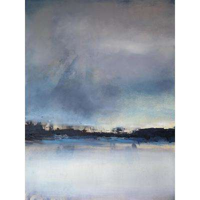 """36 in. x 48 in. """"Dreams of the North"""" by Milo Printed and Painted Canvas Wall Art"""