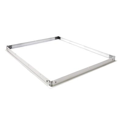 2x2 Dry Wall Frame Kit, White, Accessory