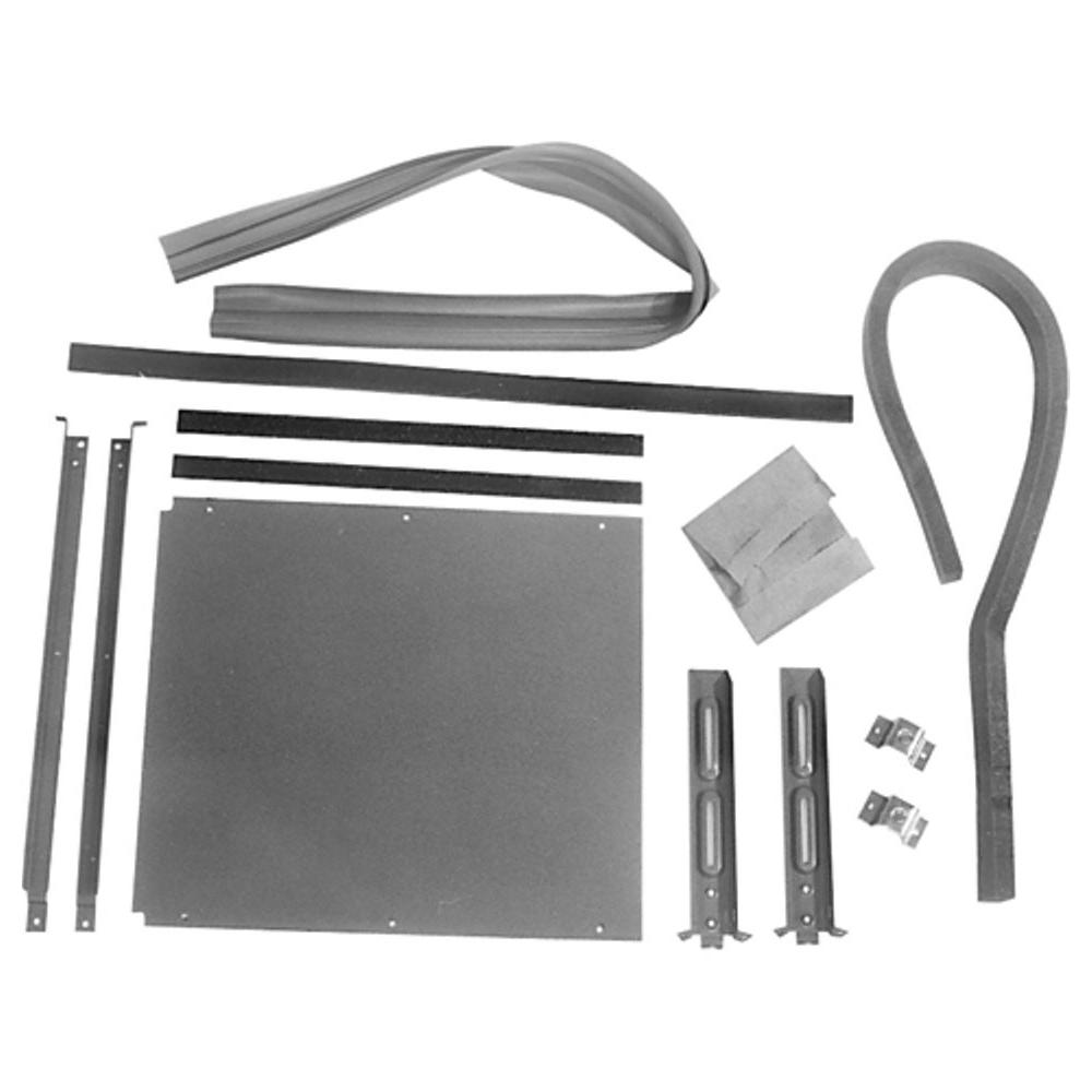 GE Window Installation Kit for GE J-Series Built-In Air Conditioner