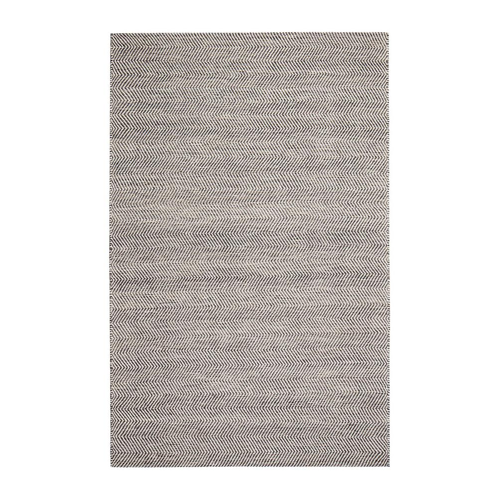Area Rug Gray Ivory