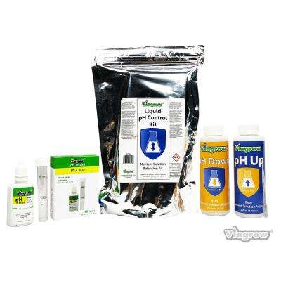 pH Up and Down Control and Testing Kit