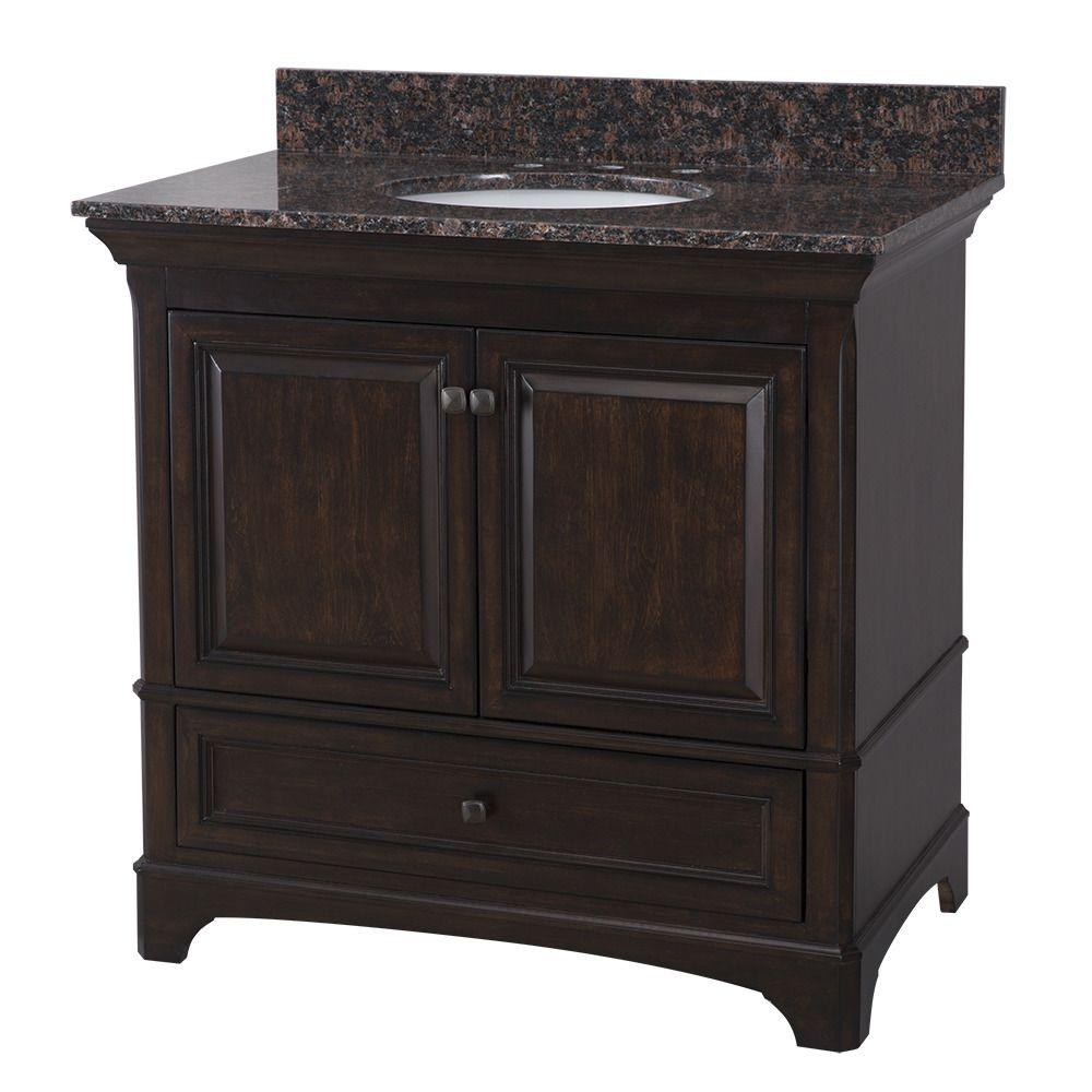 Home Decorators Collection Moorpark 37 In. Vanity In