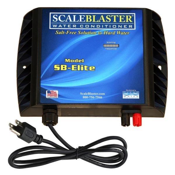ScaleBlaster 20+ gpg Deluxe Model Electronic Water Conditioner (Weather Proof)