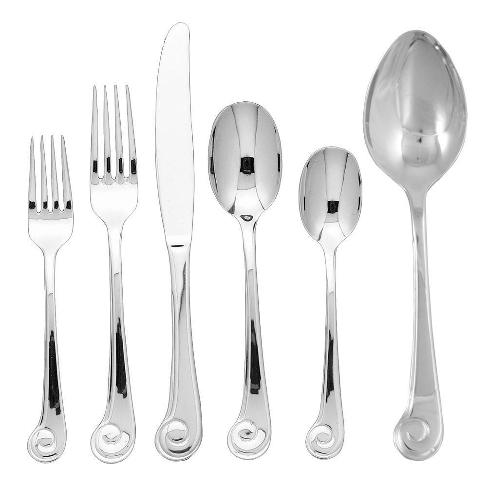 Oneida GRAYSON Stainless Glossy Silverware CHOICE Flatware
