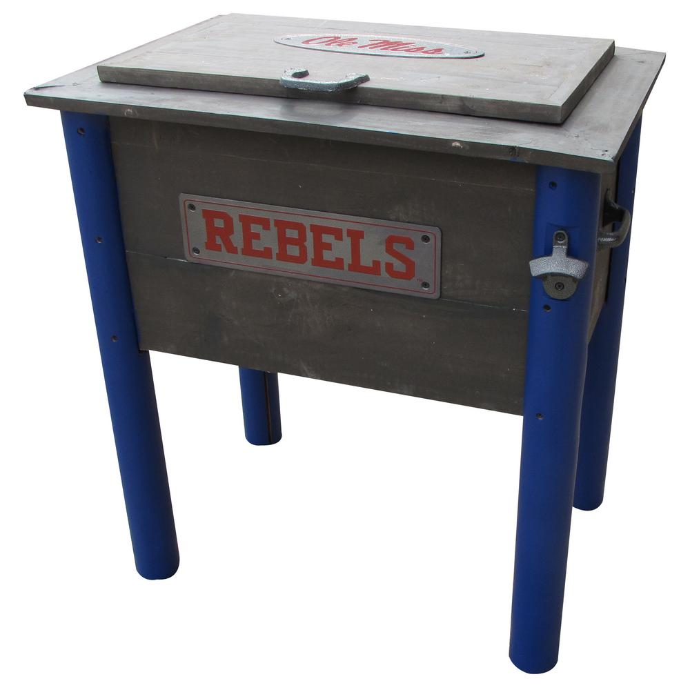 Superior Leigh Country 54 Qt. Ole Miss Rebels Cooler