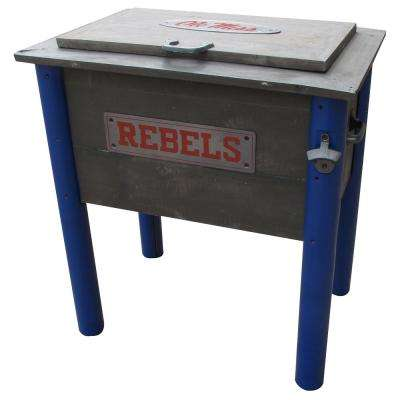 54 Qt. Ole Miss Rebels Cooler
