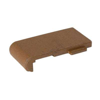 4 in. x 8 in. Bullnose Boardwalk Composite Resurfacing Pavers (36 Pavers)