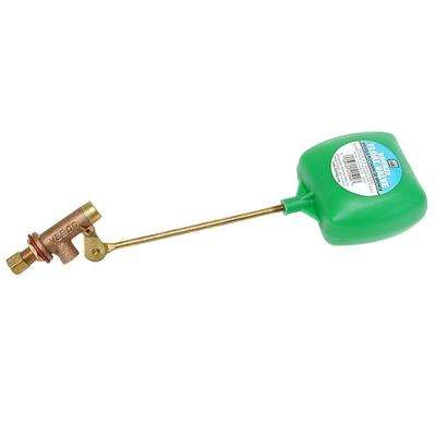 1/4 in. Evaporative Cooler Bronze Float Valve