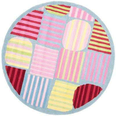 31.0 - Pink - Living Room - Kids Rugs - Rugs - The Home Depot