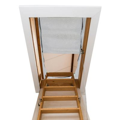 Attic Stairs Insulation Cover - 25 in. x 54 in. x 11 in. - R-Value of 14.5, Fireproof Attic Stairway Insulator