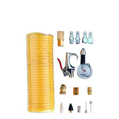 1/4 in. x 1/4 in. Automotive Hose Accessory Pack