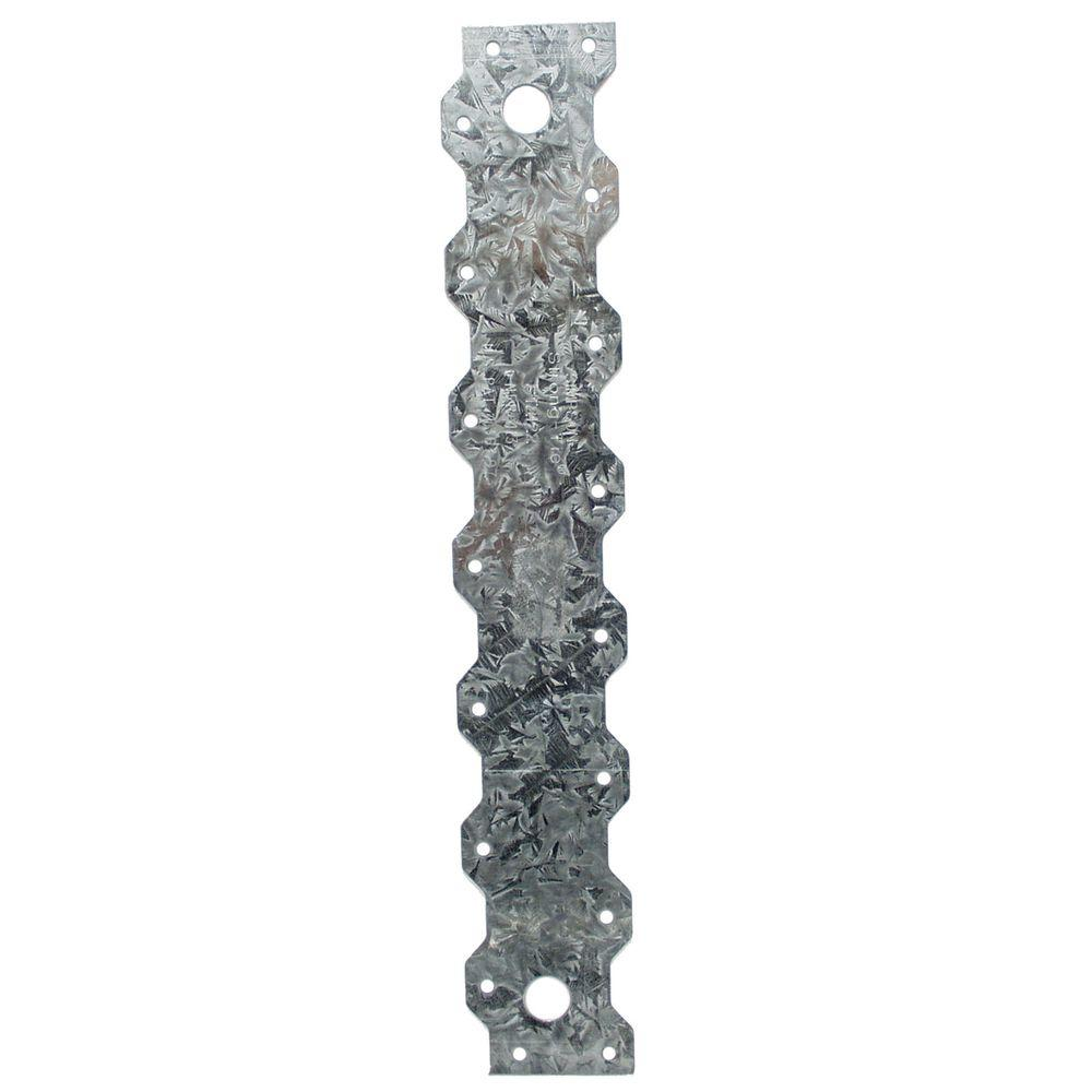 ST2122 20-Gauge 12-16/16 in. Strap Tie