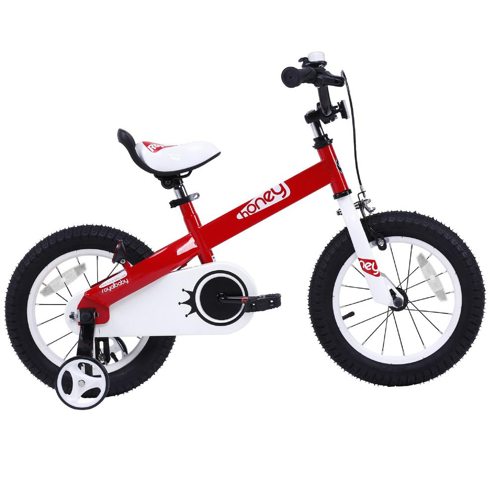 16 in. Honey Kid's Bike, Perfect Gift For Kid's, Boy's Bike,