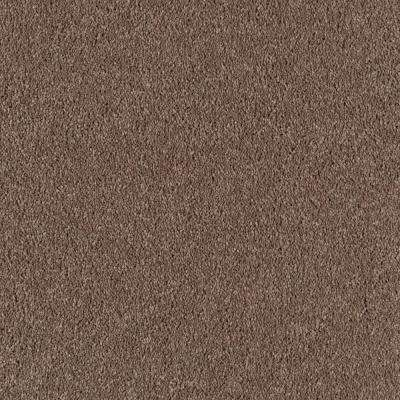 Velocity II - Color Weathered Wood Texture 12 ft. Carpet