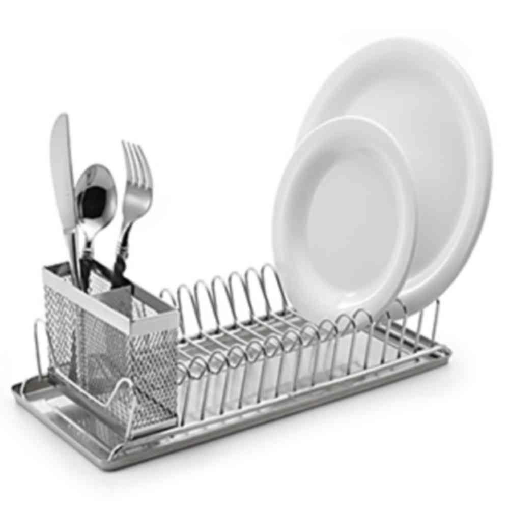 Polder Compact Dish Rack 6115 75 The Home Depot