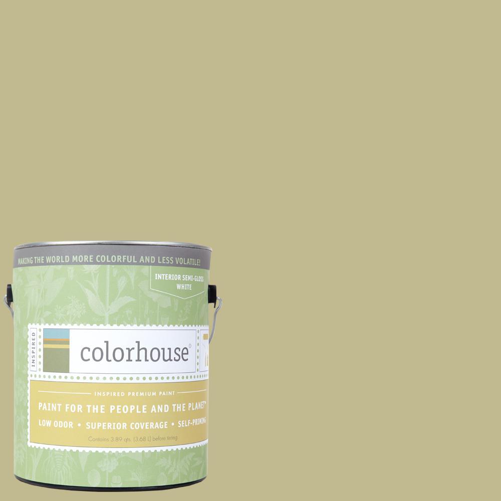 1 gal. Leaf .02 Semi-Gloss Interior Paint