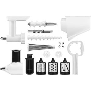 White Power Hub Attachment Pack for KitchenAid Stand Mixer
