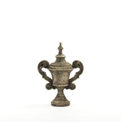 Small Resin Decorative Trophy Style Urn