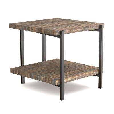 Copley Brown End Table