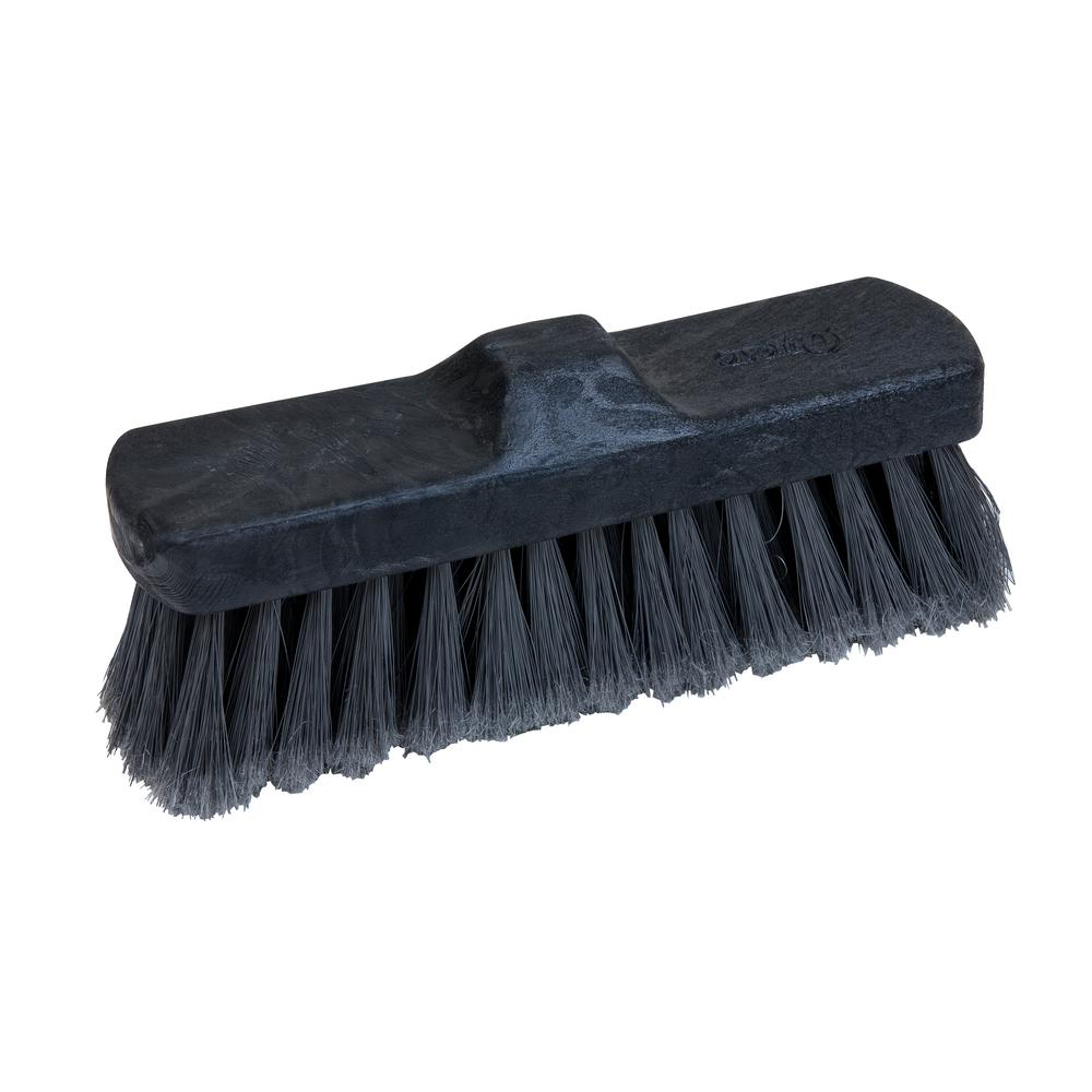 Quickie 9 in. Siding Scrub Brush
