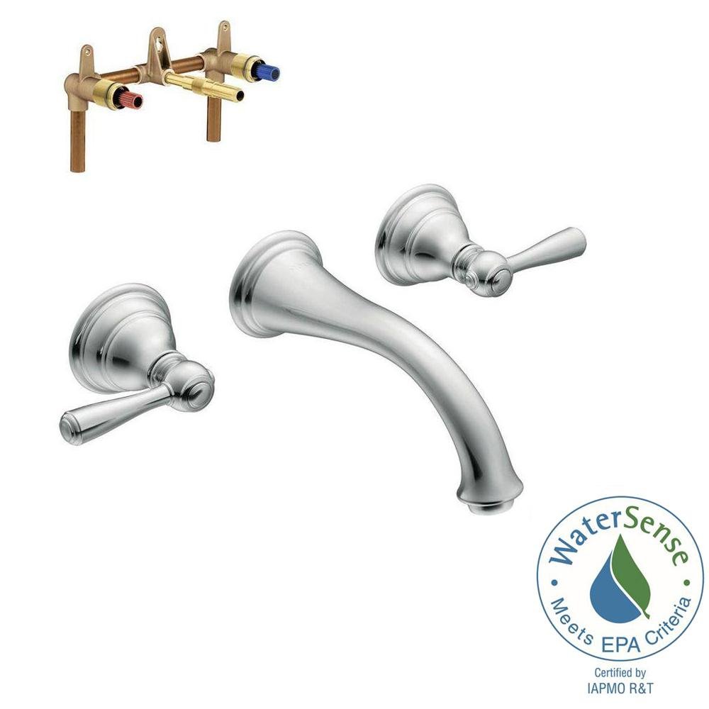 Top 100+ Wall Mount Tub Faucet Moen