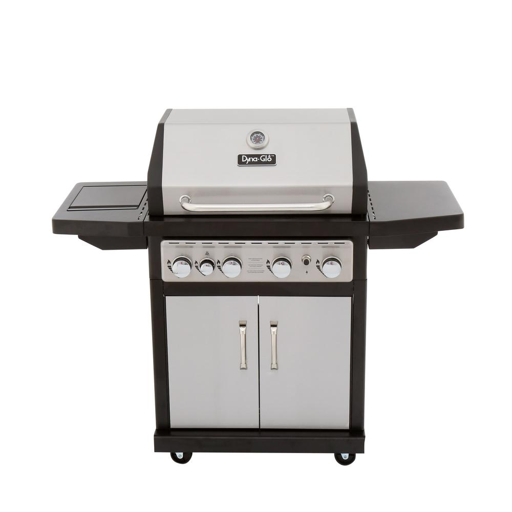 Natural Gas Grill Dyna