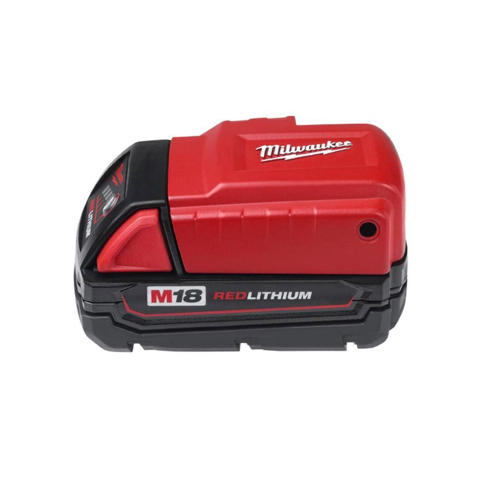 Milwaukee M18 18-Volt Lithium-Ion Cordless Power Source (Tool-Only)