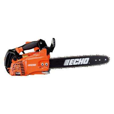 14 in. 35.8cc Gas Chainsaw