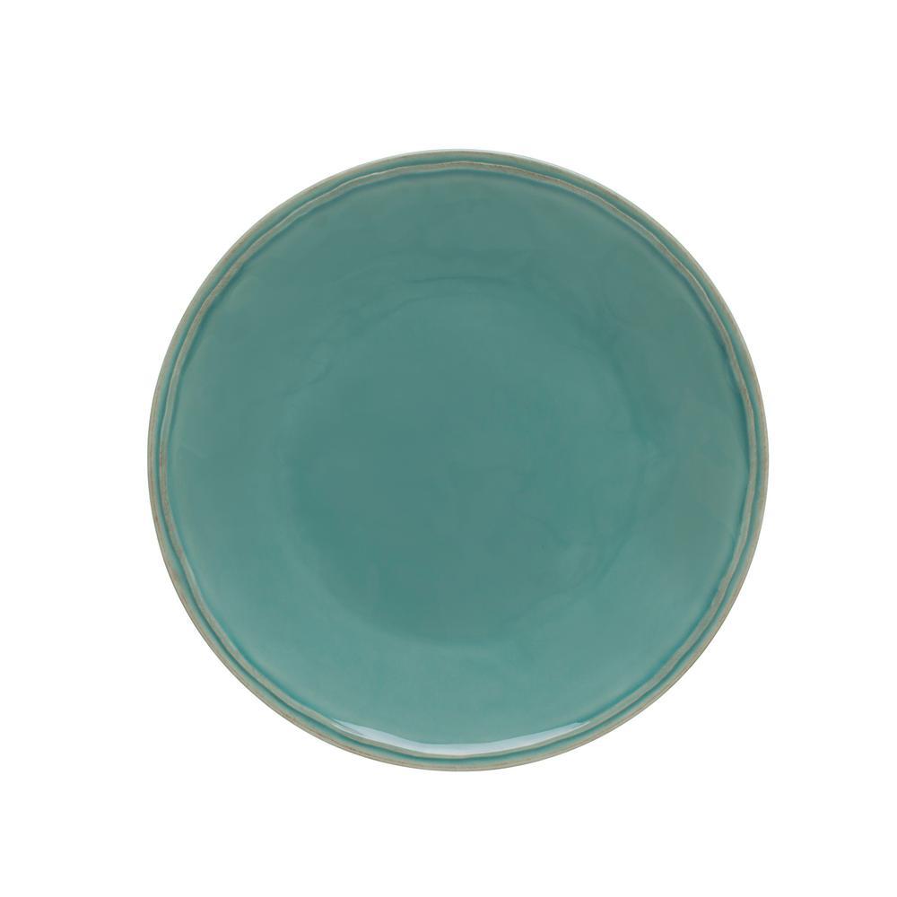 Fontana Turquoise Dinner Plate (Set of 6)