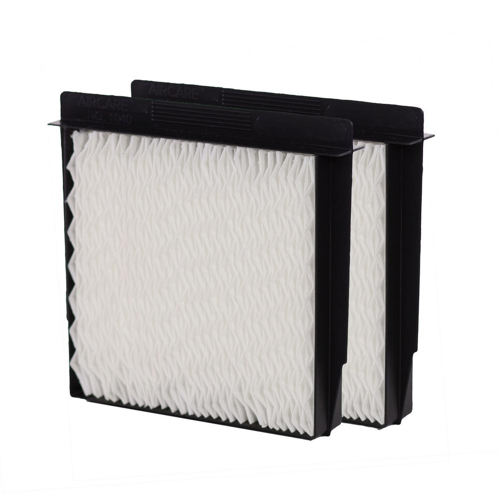 Aircare Super Wick Humidifier Wick Filter 2 Pack 1040 The Home Depot