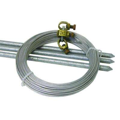 2 ft. Complete Grounding Kit