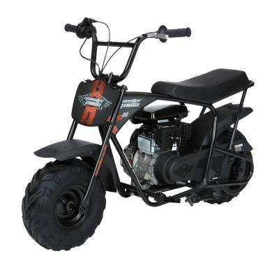 79.5cc Youth Mini Bike in Black