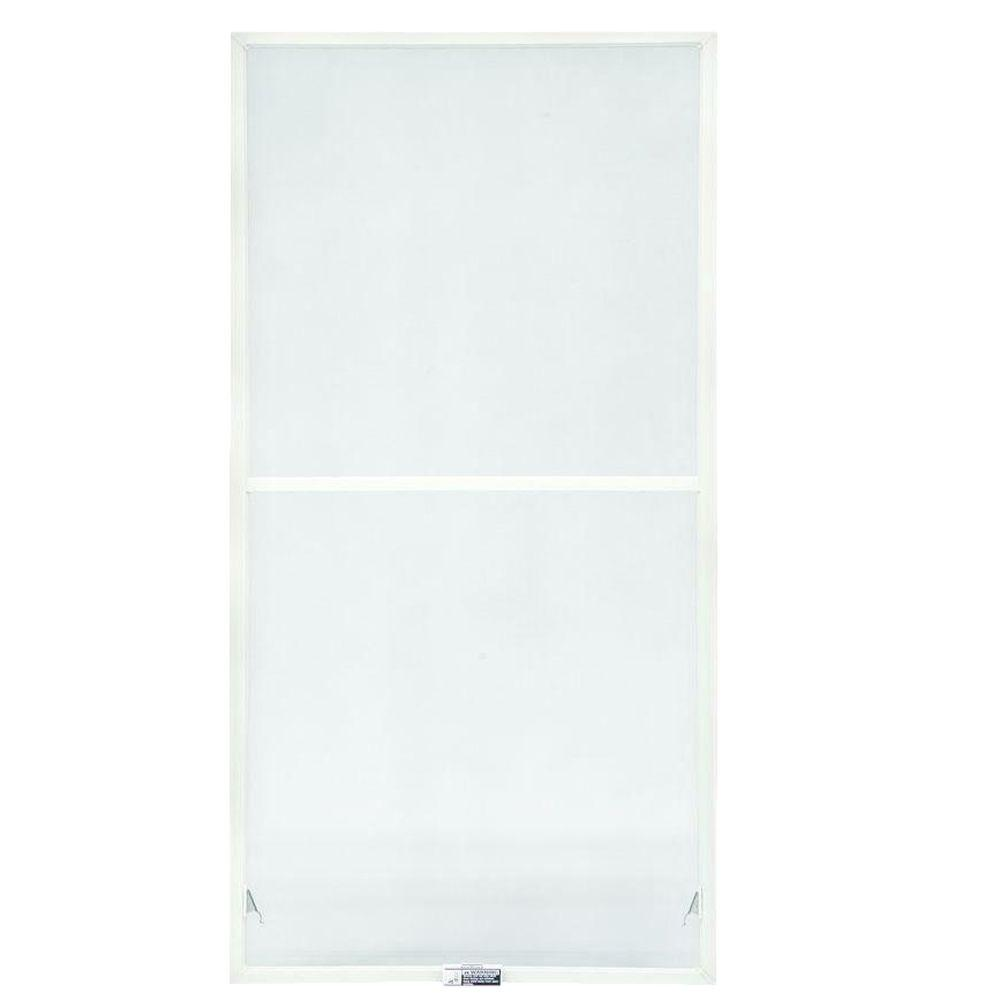 Andersen TruScene 23-7/8 in. x 34-27/32 in. White Double-Hung Insect Screen