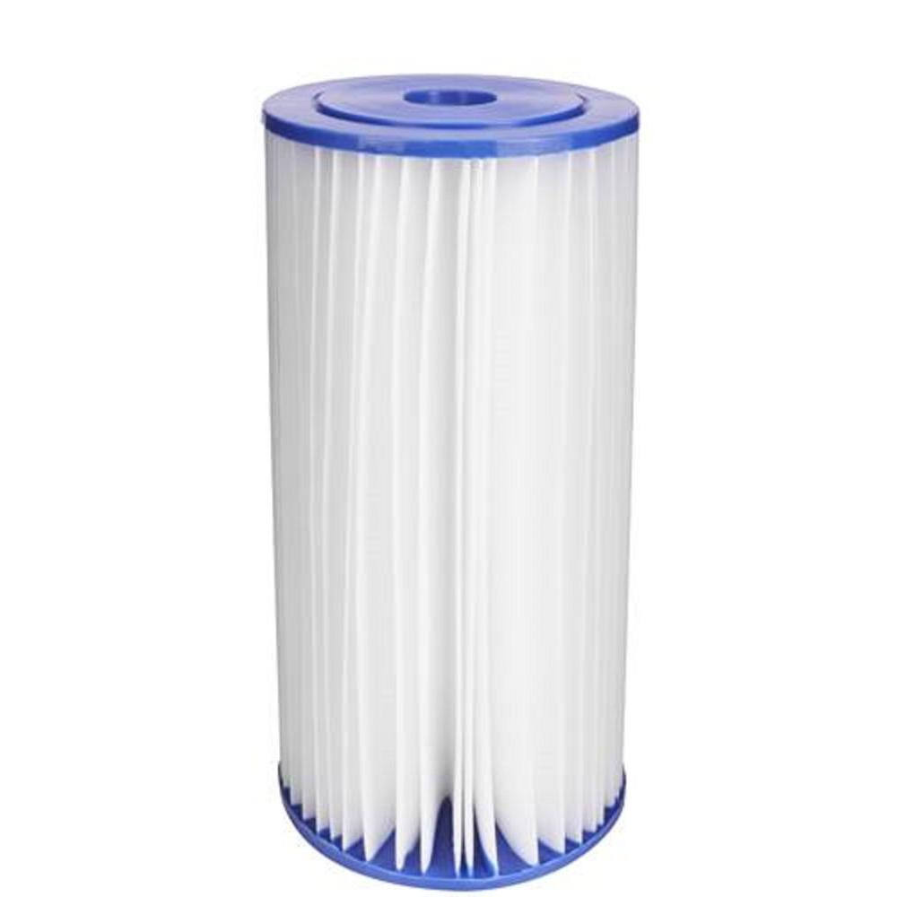 HDX Universal Fit Pleated High Flow Whole House Water Filter