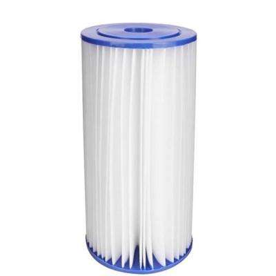 Universal Fit Pleated High Flow Whole House Water Filter