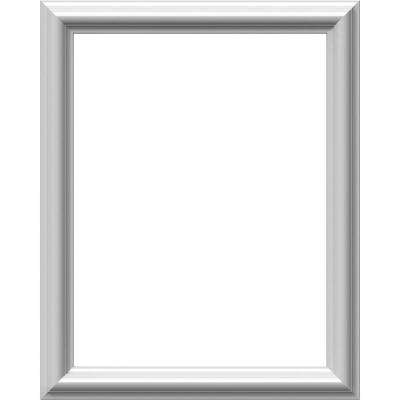 16 in. W x 20 in. H x 1/2 in. P Ashford Molded Classic Wainscot Wall Panel
