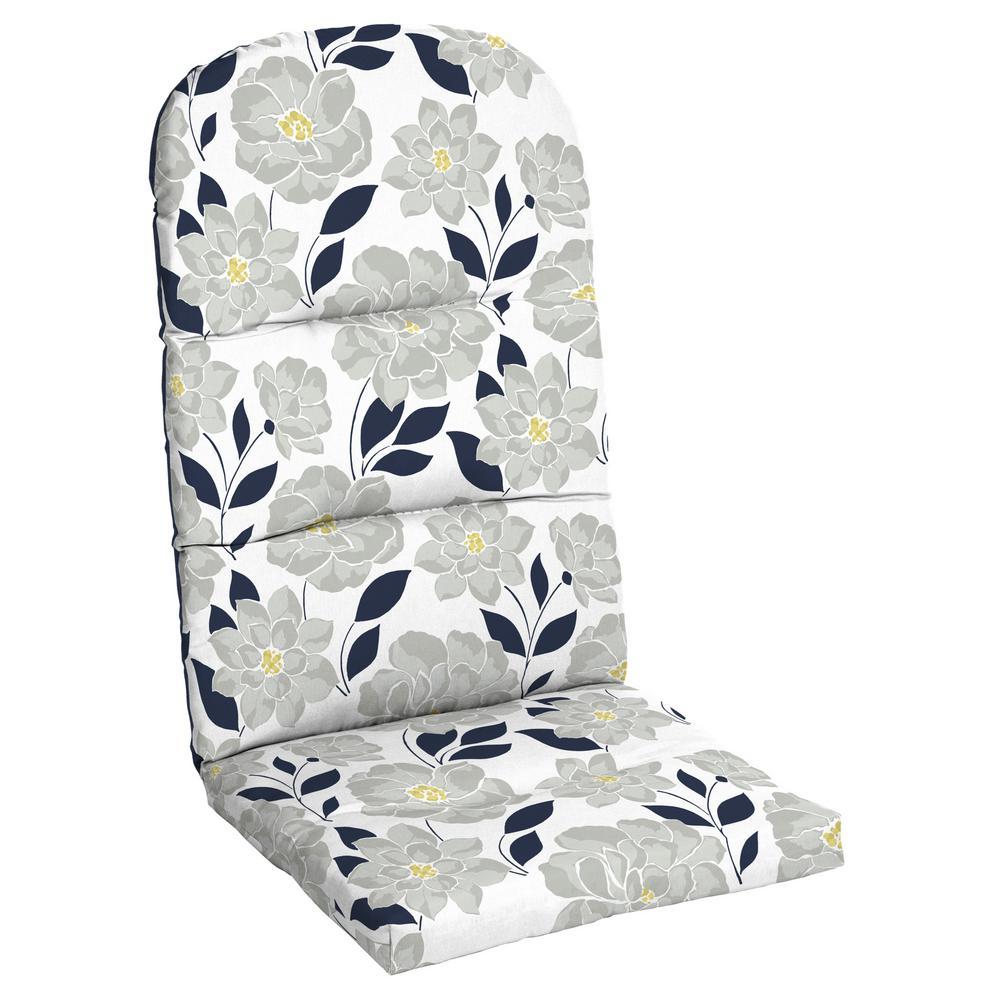 Flower Show Outdoor Adirondack Chair Cushion