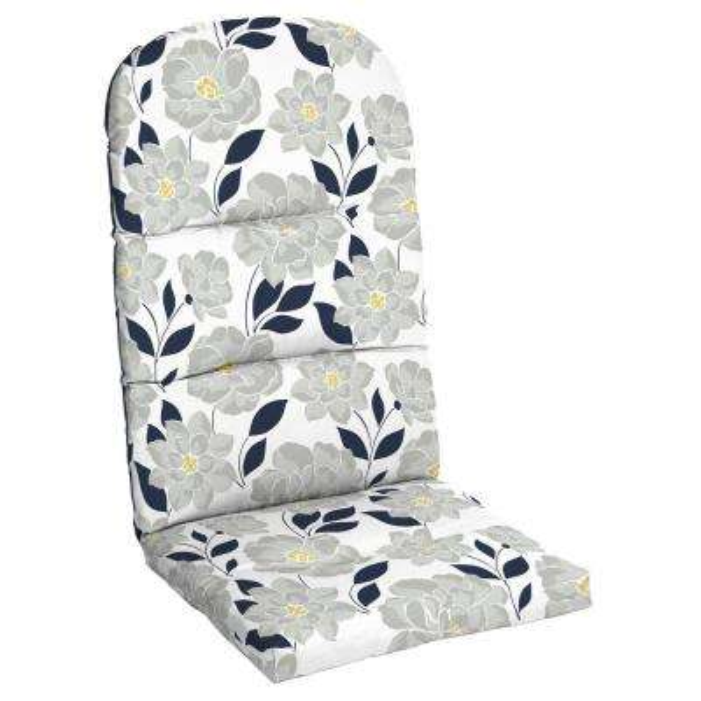 White Adirondack Chair Cushions Outdoor Chair Cushions The