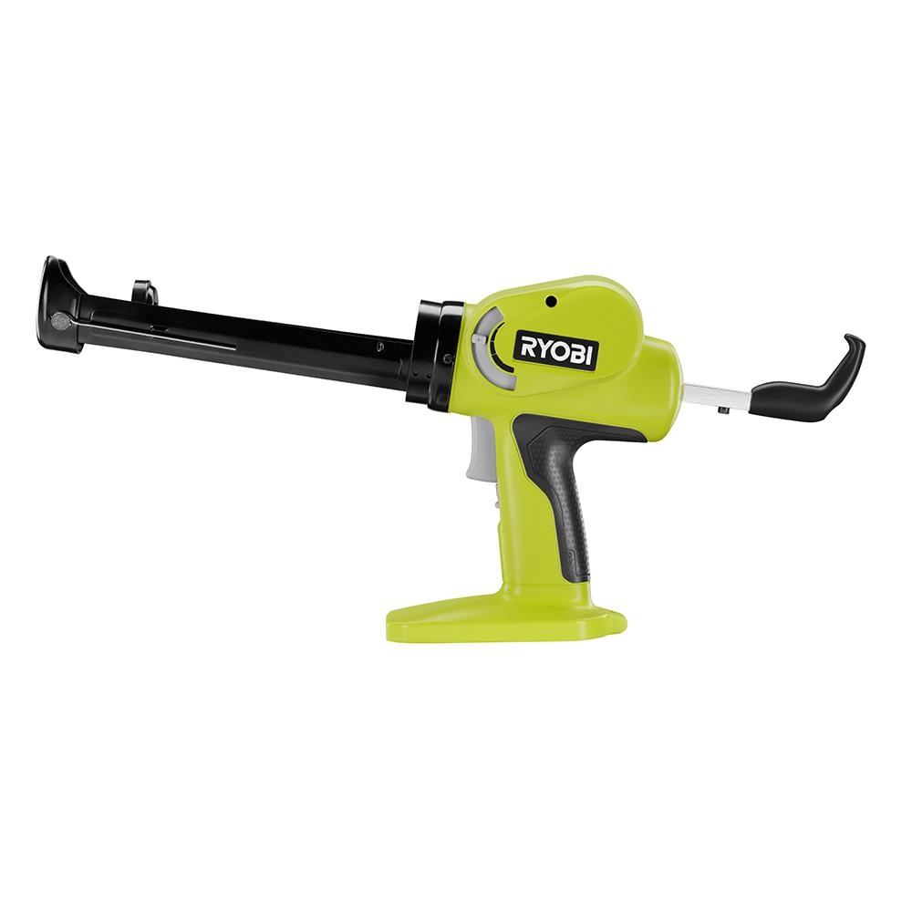 RYOBI 18-Volt ONE+ Power Caulk and Adhesive Gun (Tool-Only)