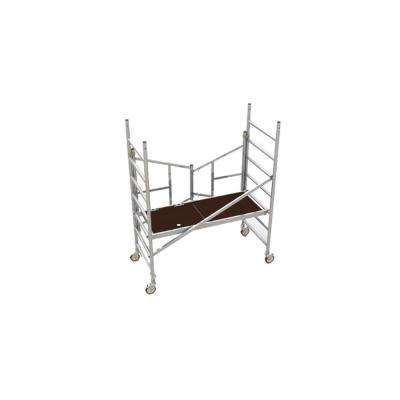 6 ft. x 2.6 ft. x 5.4 ft. Easy-Set Scaffold Tower