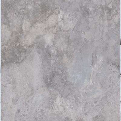 Ash 12 in. x 12 in. Peel and Stick Blended Slate Vinyl Tile (30 sq. ft. / case)