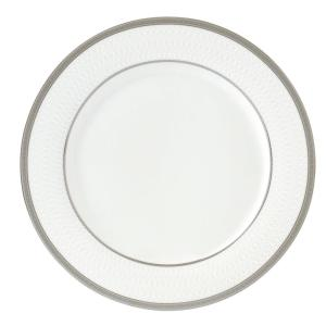 ce69e0b111444 Store SO SKU  1002855259. Lorren Home Trends 24-Piece Silver Porcelain  Dinnerware Service for 4-Ashley