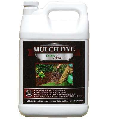 9,600 sq. ft. Cocoa Brown - Brown Mulch Colorant Concentrate