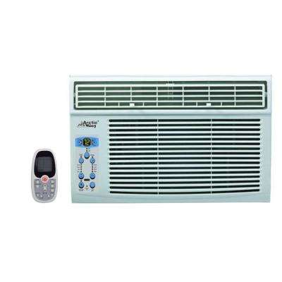 Arctic King 6,000 BTU 115-Volt Cool Only Window Air Conditioner with Remote