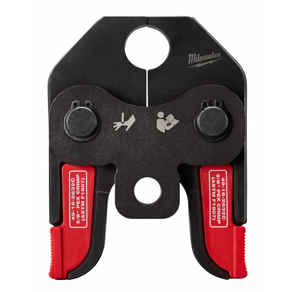 M18 5/8 in. PEX Crimp Press Tool Jaw