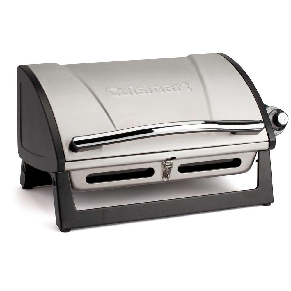 Cuisinart Grillster Portable Propane Gas Grill-CGG-059